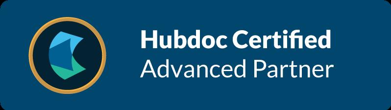 Hubdoc QuickBooks Advanced Partner